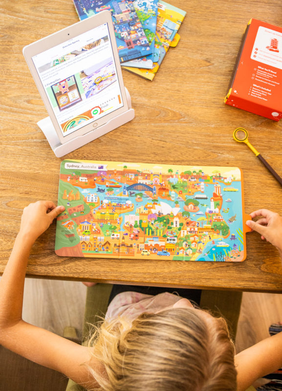 So many cool games on Osmo