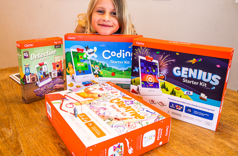 All the cool OSMO games