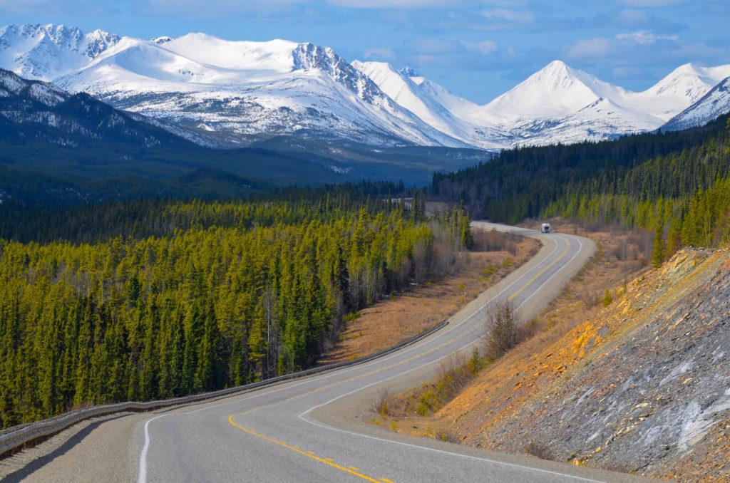 Alaska Highway Road Trip