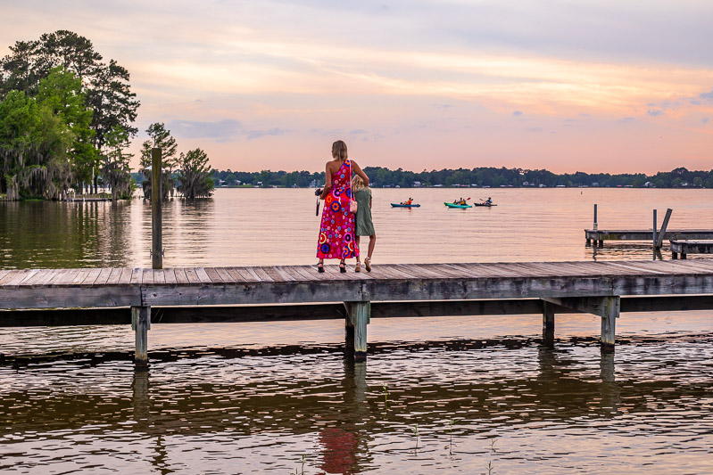 sunset lake blackshear