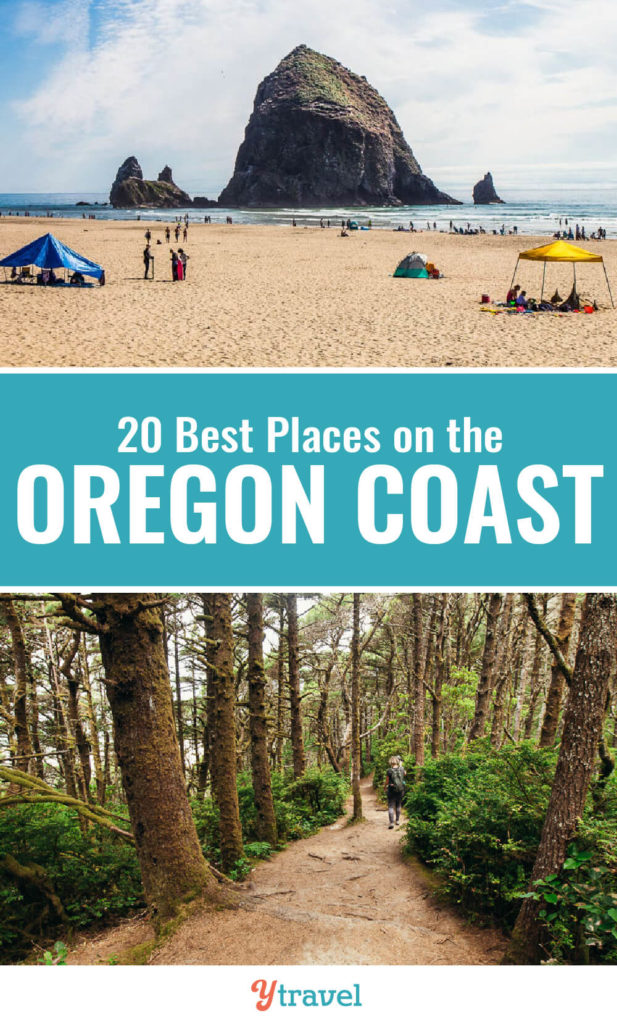 Doing an Oregon coast road trip is a highlight when visiting the Pacific Northwest region of the USA. Here are 20 highlights of an Oregon road trip not to miss!