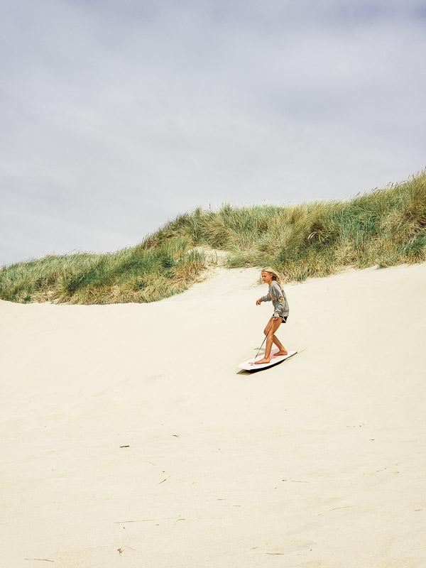 sand dunes oregon coast