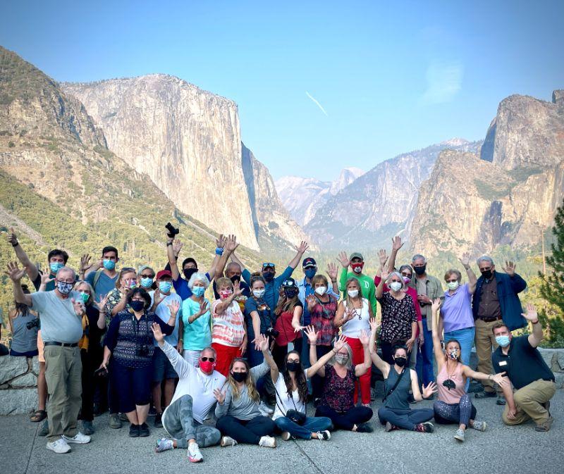 globus tour california