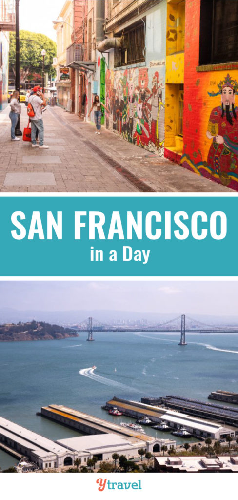 san francisco in a day