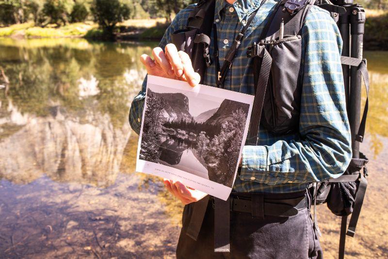 Yosemite VAlley photography tour ansel adams