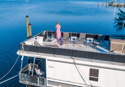 Our houseboat rental in Florida